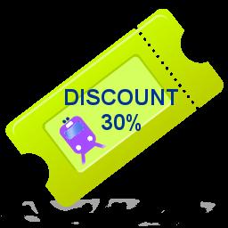 Railway discount